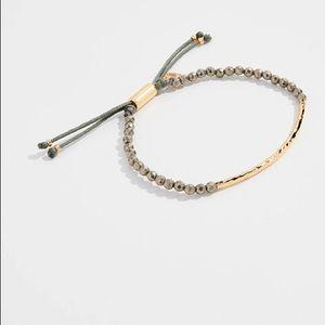 Gorjana bracelet never worn